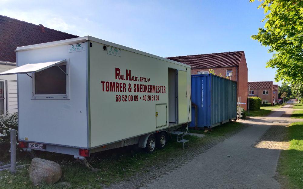 KM+KM3 renovering sommer 2021